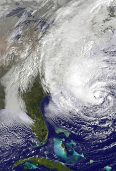 Climate chaos: Hurricane Sandy's wake-up call