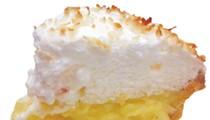 Coconut Meringue Pie at Earl Abel's Restaurant, $4.27