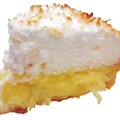 Coconut Meringue Pie at Earl Abel's Restaurant, $4.27