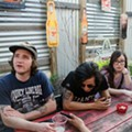 A Portrait Of The Artists As A Young Band: A Day With The Rich Hands At SXSW