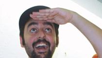 Comedian Bob Khosravi's awesome pajama party