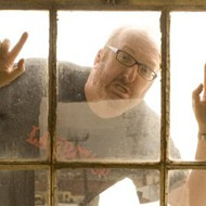 Comedian Brian Posehn Brings Man-Boobs and Comics to San Antonio