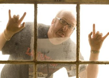 Comedian Brian Posehn Brings Man-Boobs and Comics to San Antonio