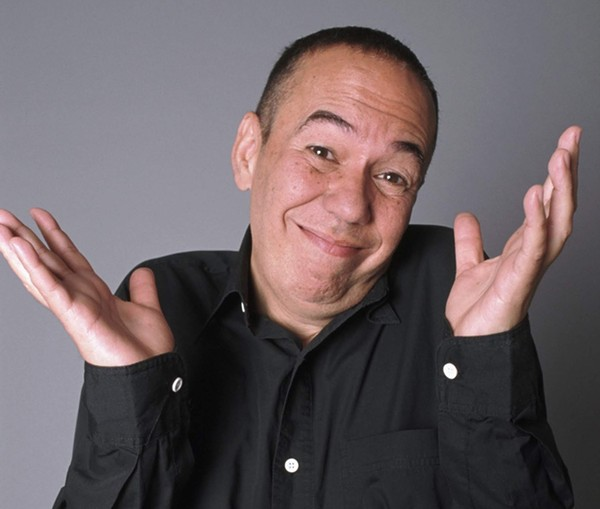 Gilbert Gottfried thinks people are too sensitive when it comes to comedy. - COURTESY