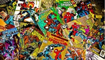 Comic Book Shop