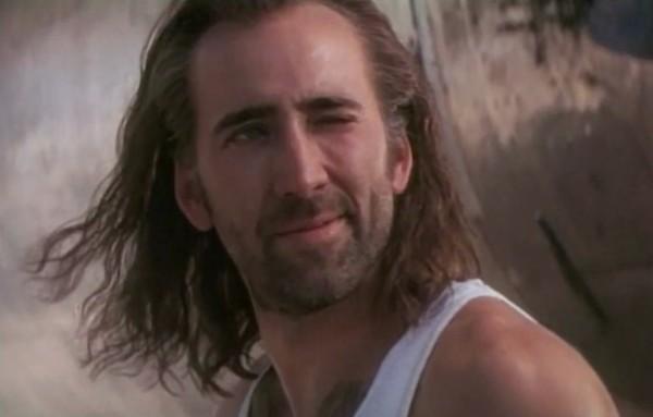 Con Air Nicolas Cage is the best Nicolas Cage. - COURTESY