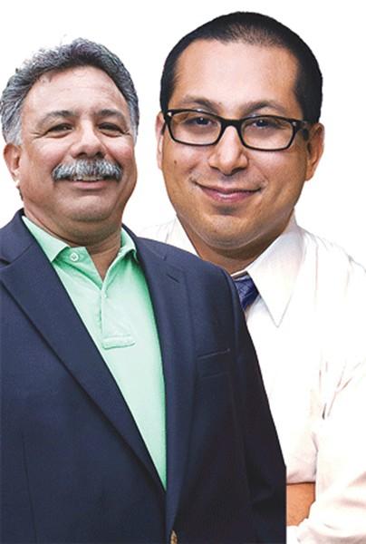 Council election runoffs for D1 between Medina and Bernal