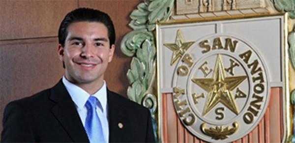 Council member David Medina