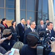 Couples Await San Antonio Judge's Decision In Same-Sex Marriage Lawsuit