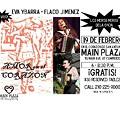 Amor en el Corazón: A Valentineâ??s Concert & Baile with Eva Ybarra y su Conjunto & Flaco Jimenez y su Conjunto