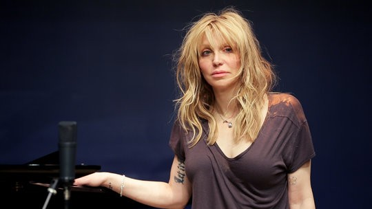 Courtney Love - COURTESY