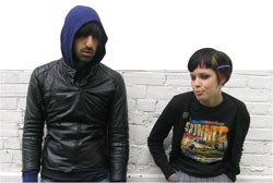 Crystal Castles have Pac-Man fever.