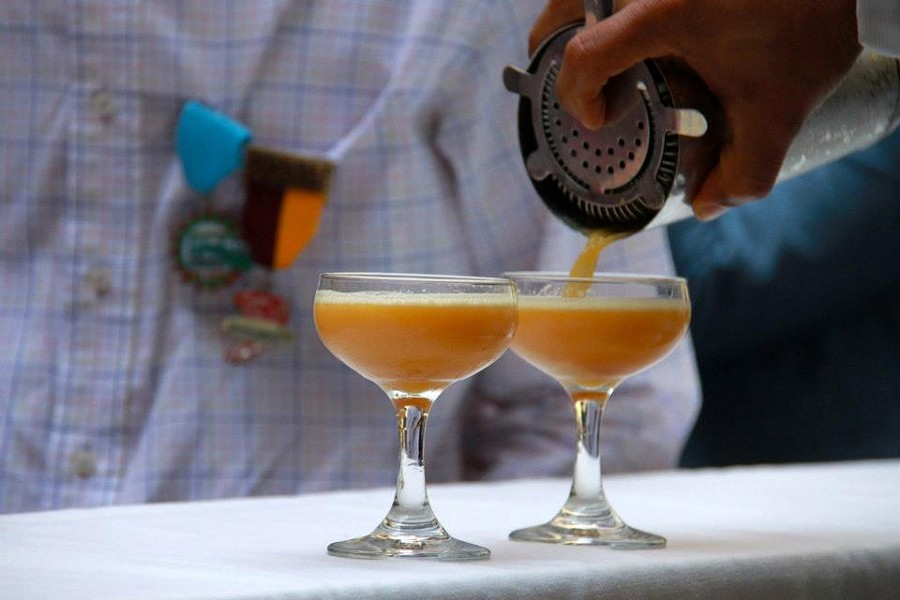 Medals and cocktails and Fiesta, oh my! - BOHANAN'S/FACEBOOK