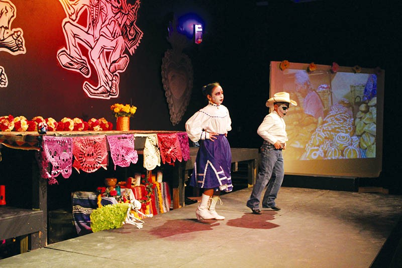 Dance on over to SAY Sí's Muertitos Fest - COURTESY