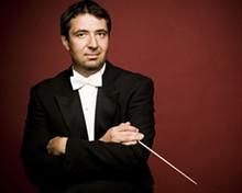 Daniel Raiskin, conductor