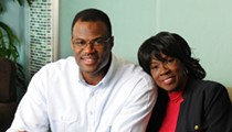 David Robinson advocates for ThriveWell's DIVA program