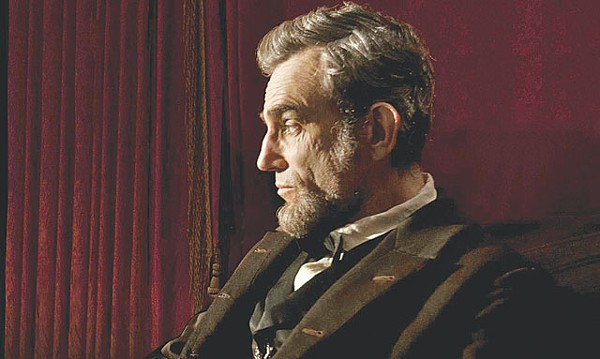 Dead (ringer) prez: Daniel Day-Lewis as Lincoln - COURTESY PHOTO