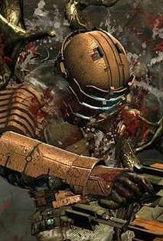 Dead Space 2 trades some of the horror for a lot more action