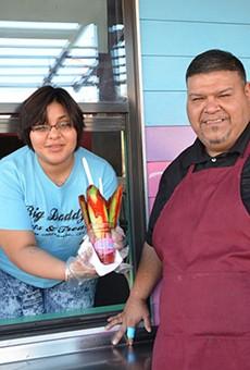 Destiny Cortinas and Jaime Morales of Big Daddy's Eats and Treats