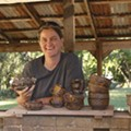 Local Potter Diana Kersey and the Nature of Clay