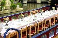 Dinner on the Riverwalk