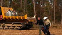 Direct action, arrests hold up another day of Keystone construction
