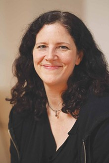 Director and producer Laura Poitras - COURTESY
