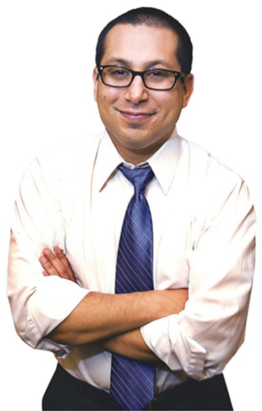District 1 City Council member Diego Bernal - COURTESY PHOTO