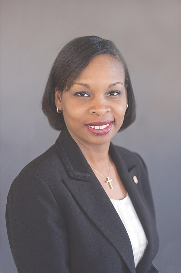District 2 councilmember Ivy Taylor