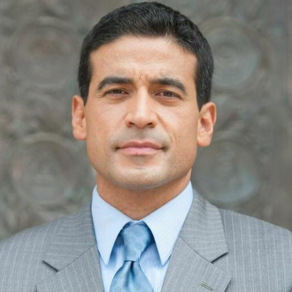 District Attorney Nico LaHood - COURTESY