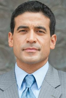 District Attorney Nico LaHood