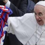 Divine Intervention: What Do Pope Francis and Viggo Mortensen Have in Common?'