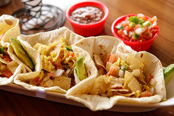 Does anything say San Antonio more than its never-ending choice of taco places? - FILE PHOTO