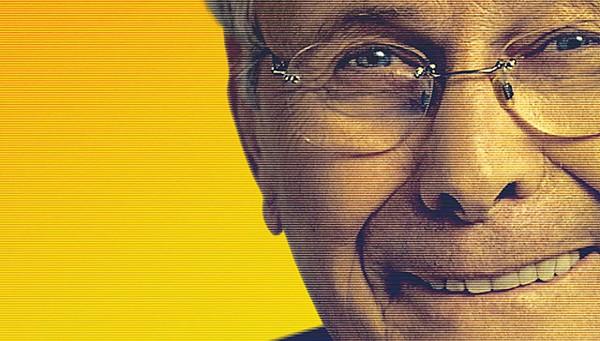 Donald Rumsfeld's smug mug - COURTESY PHOTO
