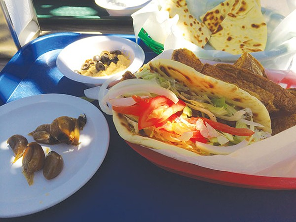 Don't be put off by their digs—Casa del Kabob delivers flavorful eats - JESSICA ELIZARRARAS