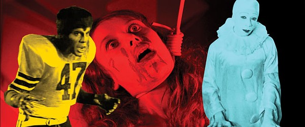 Don't go in there: Full Moon High, Suspiria, and Rabbit's Moon - PHOTO ILLUSTRATION BY CHUCK KERR