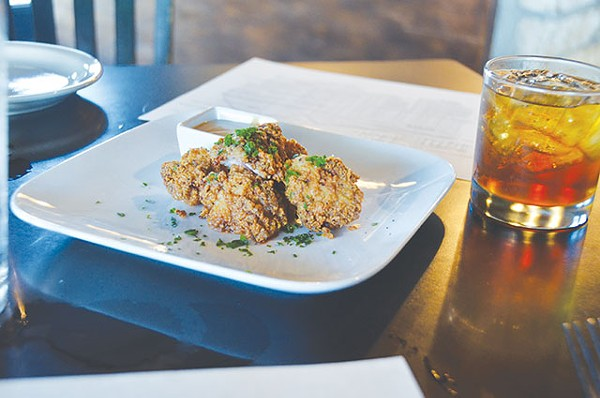 Don't miss the veal sweetbreads at Folc - JESSICA ELIZARRARAS