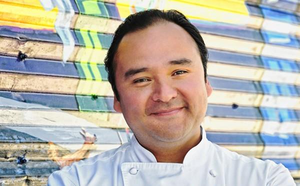 Chef Johnny Hernandez of La Gloria - COURTESY
