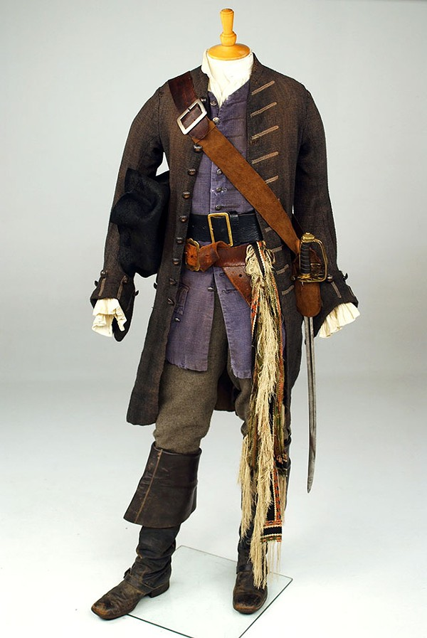 Dress as your favorite rum-loving pirate for the McNay's college night mixer - COURTESY: THE MCNAY
