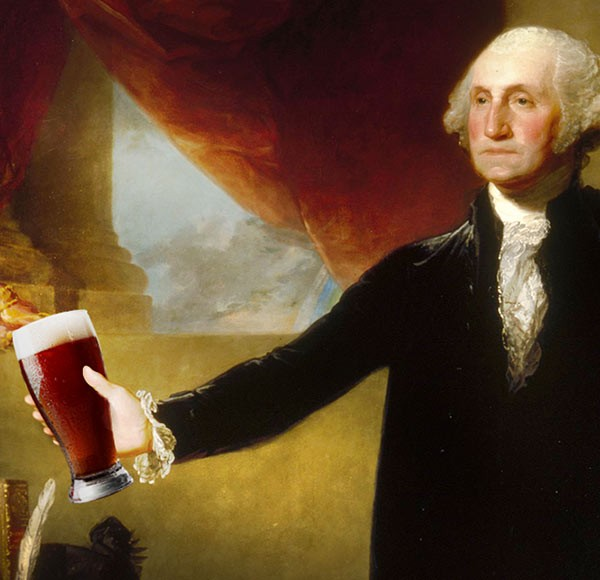 Drink up! It's Presidents Day - HOME BREWERS ASSOCIATION