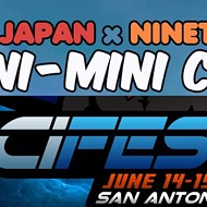Earn Your Nerd Badge this Weekend with Mini-Mini Con and Scifest