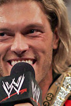 Edge on his career, 'Bending the Rules'