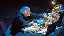"""Electronic music pioneer Morton Subotnick's  """"Silver Apples"""""""