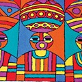 EMEKA! Nigerian pride and textile exuberance come into balance