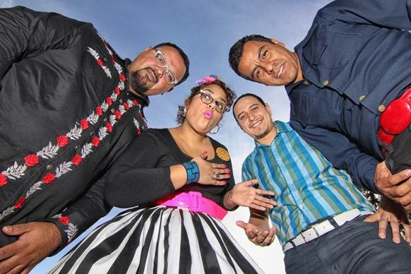 La Santa Cecilia will play the Empire Theatre on December 4 - COURTESY