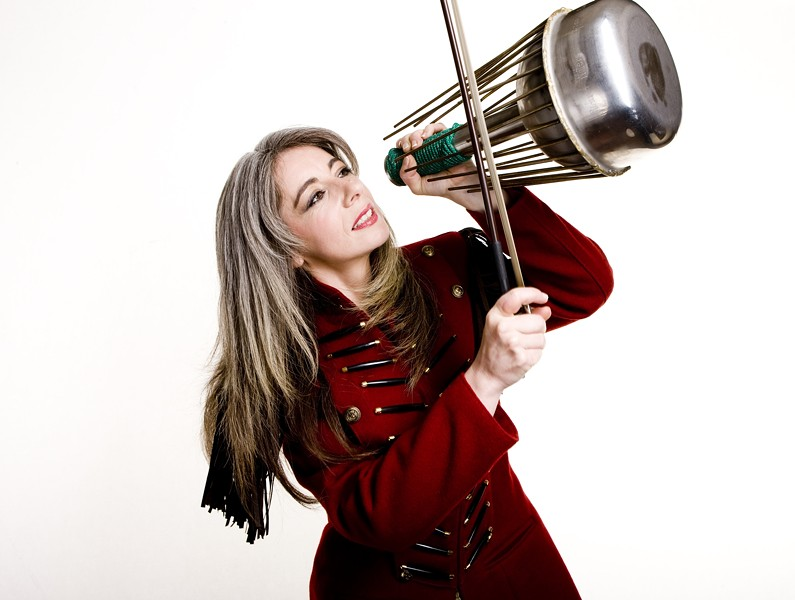 Evelyn Glennie - COURTESY