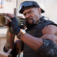'Expendables 2' star Terry Crews explains why he's indispensable