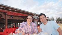 Travels With Frenchie: Shisha Cafe