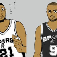 Fantastic Spurs Fan Art Worth Cheering For
