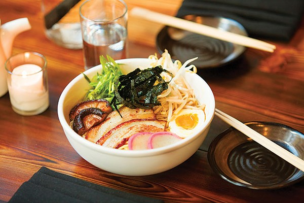 Finally, a ramen haven for noodle-holics - DAN PAYTON